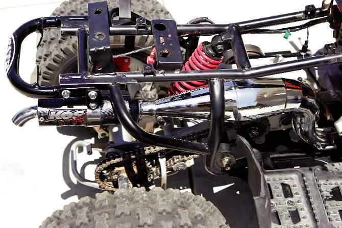 dirt wheels magazine | mini atv hop-up guide a kid's quad should