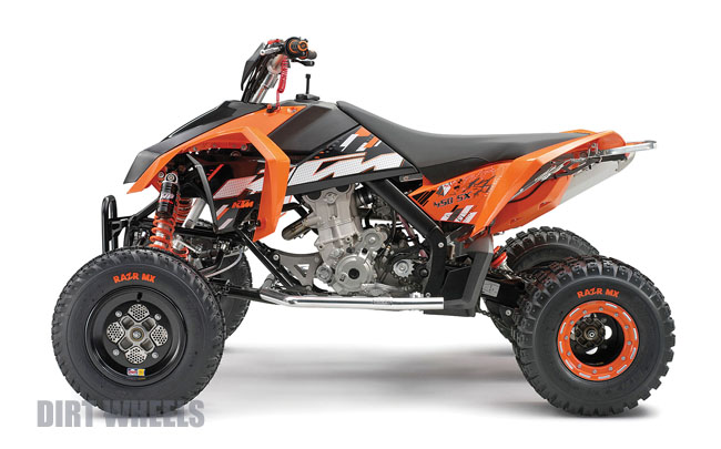 dirt wheels magazine | sport quad almanac