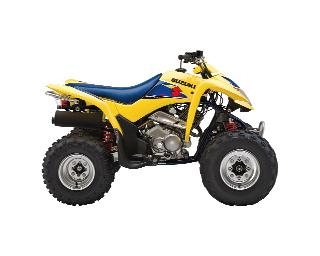 2011 Suzuki Quadsport 250 Dirt Wheels Magazine