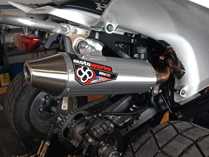 HONDA TRX450R HOP-UP | Dirt Wheels Magazine