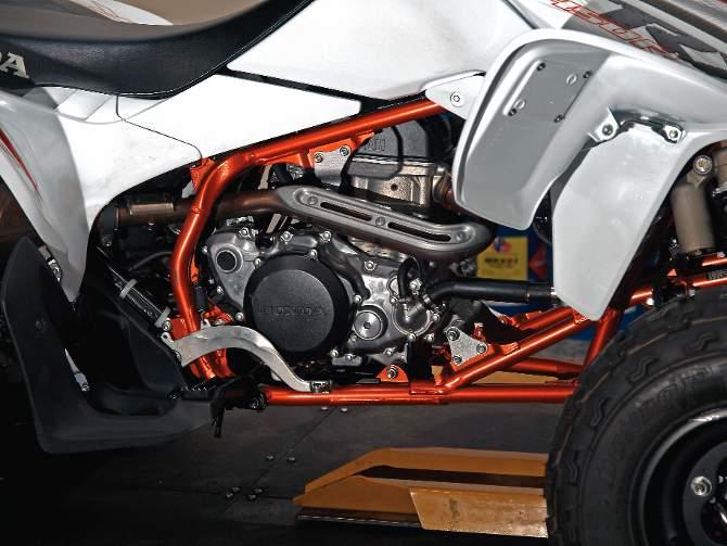 HONDA TRX450R HOP-UP   Dirt Wheels Magazine