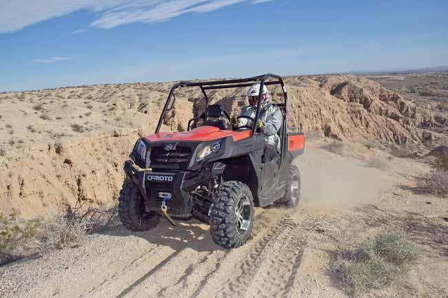 CFMOTO UFORCE 800 | Dirt Wheels Magazine