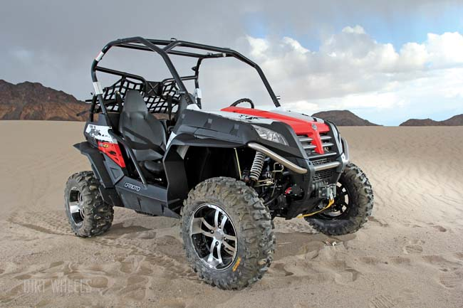 CF MOTO Z6 EX | Dirt Wheels Magazine