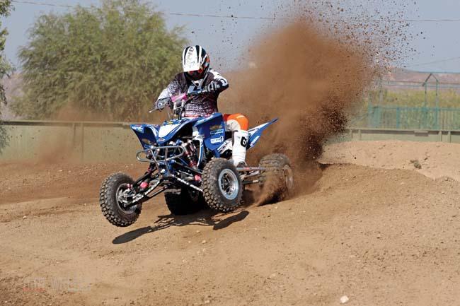 PROJECT ATV: Duncan YFZ450R | Dirt Wheels Magazine