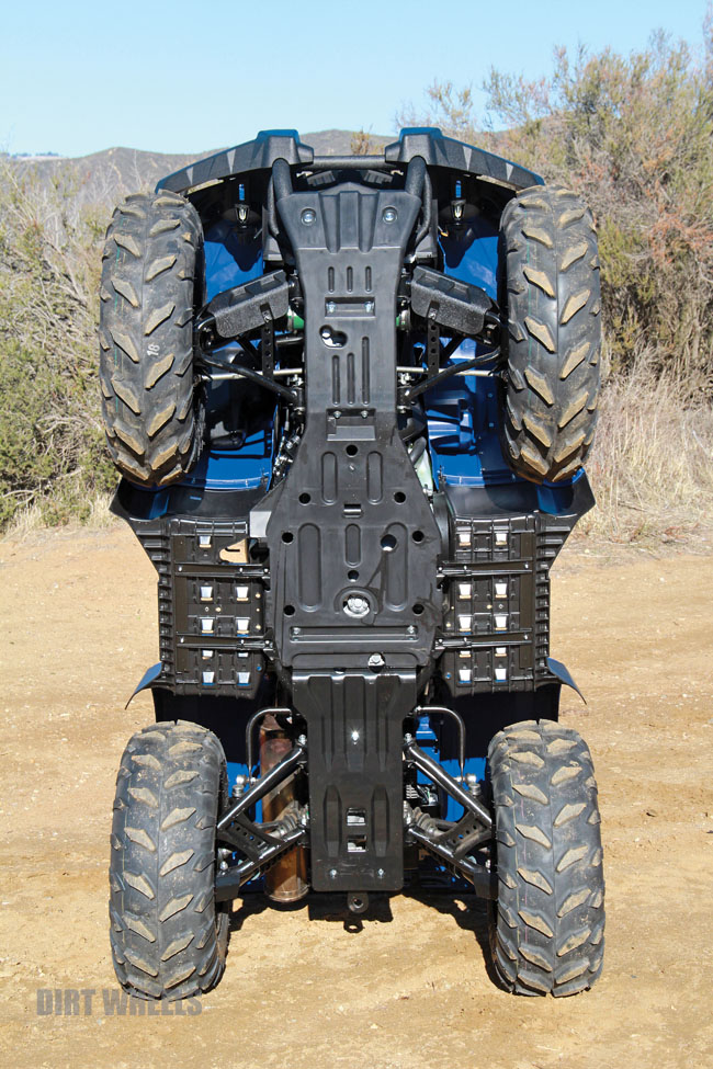 2014 yamaha grizzly 450 4x4 eps dirt wheels magazine for 2014 yamaha grizzly 450 value
