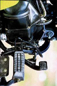 MINI TEST: 2004 KAWASAKI KFX80   Dirt Wheels Magazine