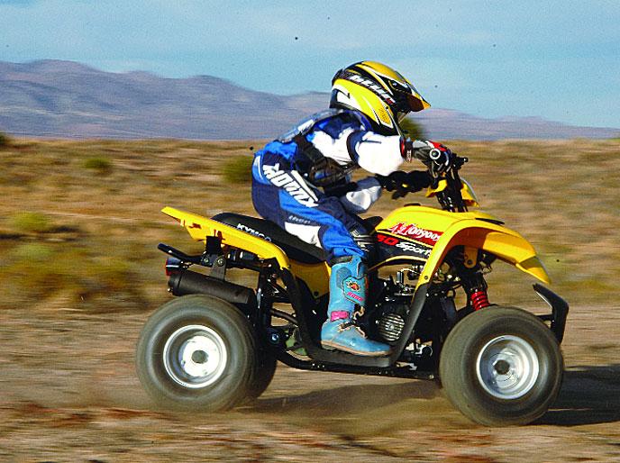 dirt wheels magazine | mini test: 2007 kymco mongoose 50