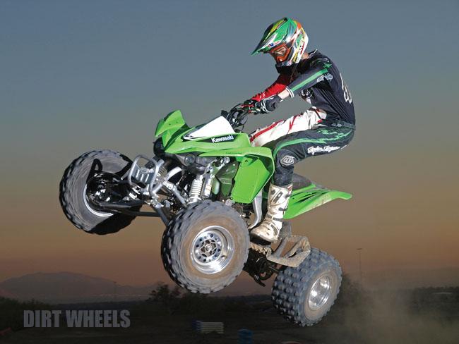 SPORT QUAD ALMANAC   Dirt Wheels Magazine