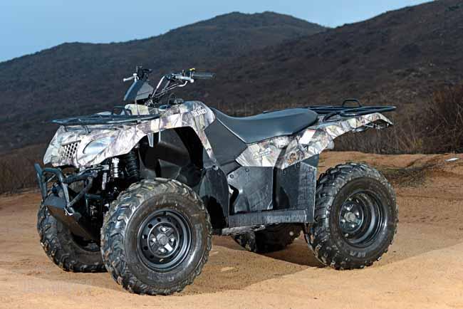 2013 SUZUKI KINGQUAD 400 4X4 | Dirt Wheels Magazine