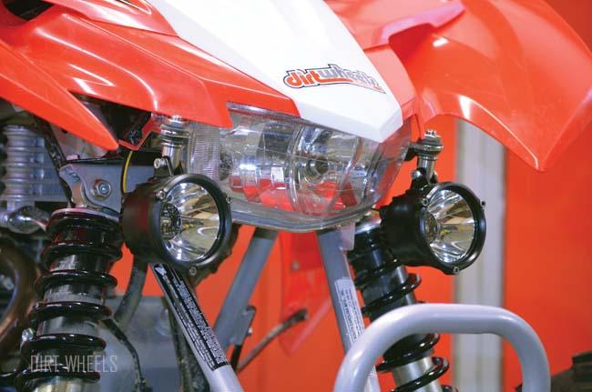 TRAIL TECH EQUINOX LED LIGHTS | Dirt Wheels Magazine on