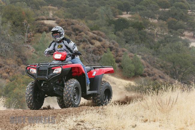 2014 HONDA FOREMAN 500 | Dirt Wheels Magazine