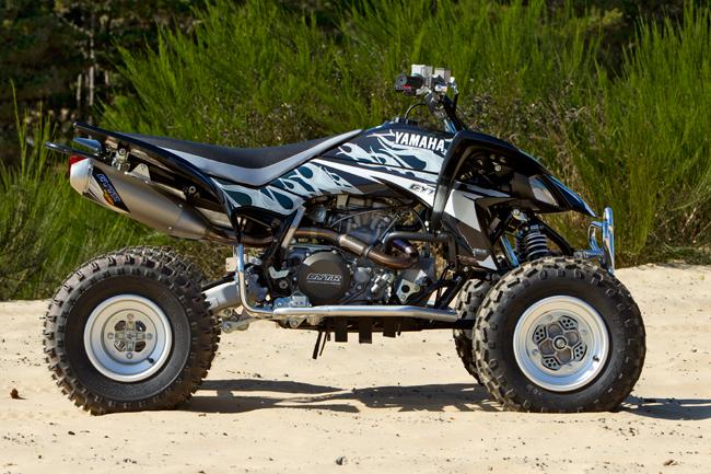 NEW 2012 YAMAHA YFZ450- $6799! | Dirt Wheels Magazine