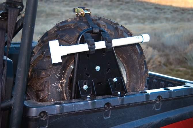 Product Evaluation Pro Armor Quickshot Jack Tire Amp Tool