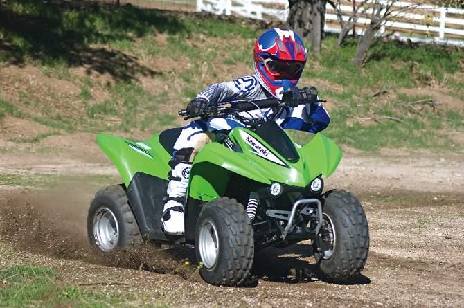 FMF KF90 EXHAUST SYSTEM | Dirt Wheels Magazine