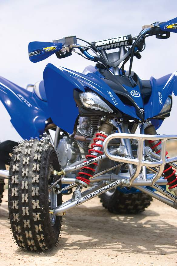 HOW TO IMPROVE YOUR QUAD FOR LESS | Dirt Wheels Magazine  Ex Wiring Harness Route on