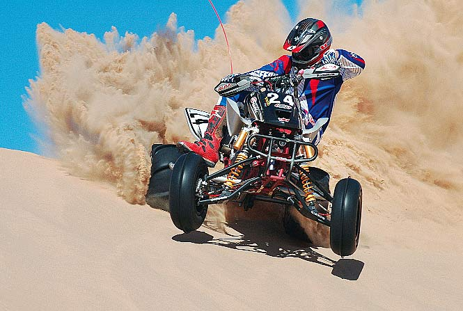 How To Master Sand Riding Dirt Wheels Magazine