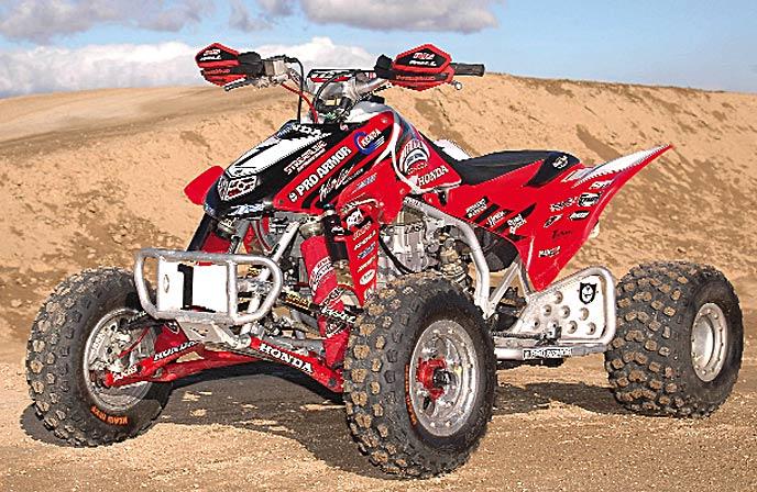 Permalink to Yamaha Racing 4 Wheeler