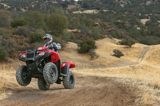 2014 HONDA FOREMAN 500 | Dirt Wheels Magazine