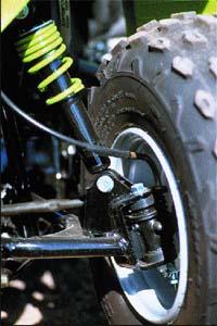 MINI TEST: 2004 KAWASAKI KFX80 | Dirt Wheels Magazine
