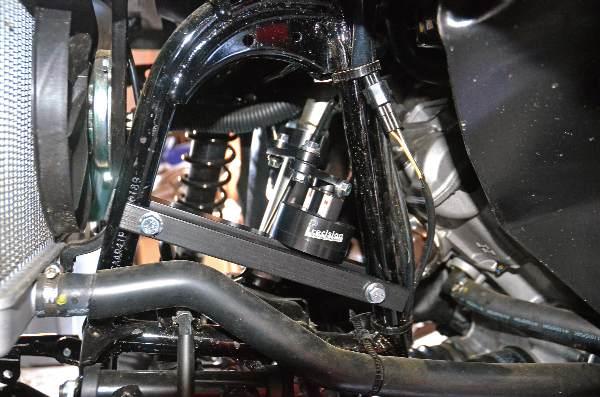 How To Change Starter On A  Suzuki King Quad