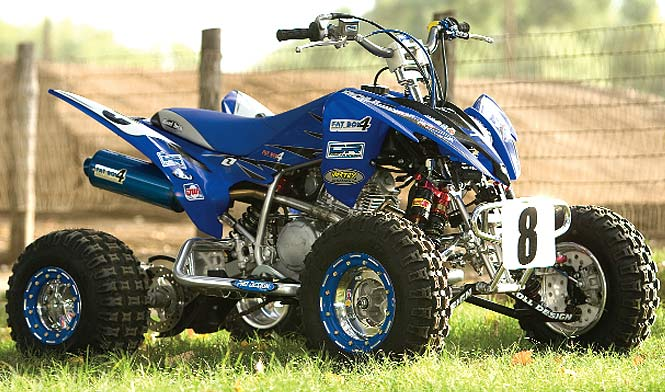 Project raptor 250 transforming the cost efficient yamaha for Yamaha raptor 250 price