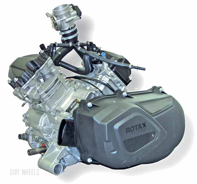 Can Am Renegade 800 Vs Polaris Scrambler 850 Dirt