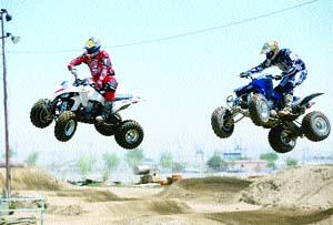 2004 YAMAHA YFZ 450   Dirt Wheels Magazine