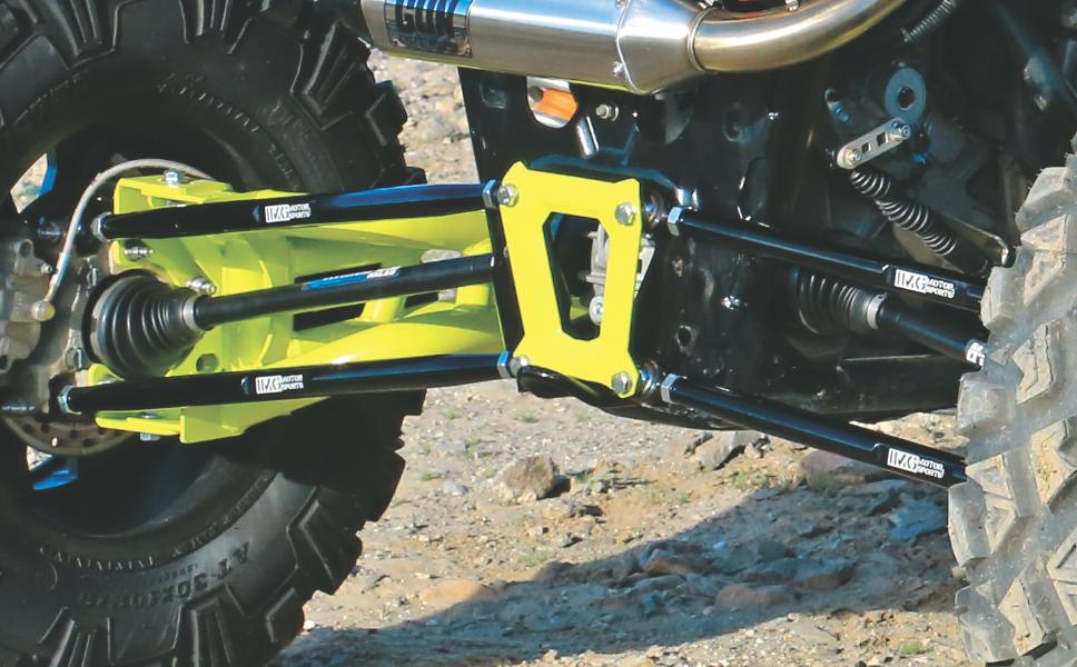 Yamaha Kodiak rear cv axles /& wheel bearings set 700 2016