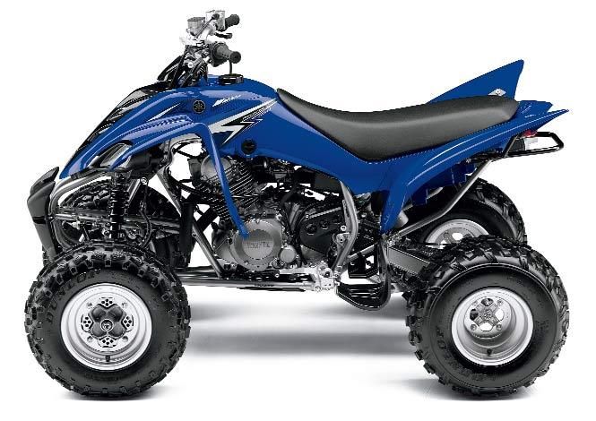 Yamaha Warrior Weight Capacity
