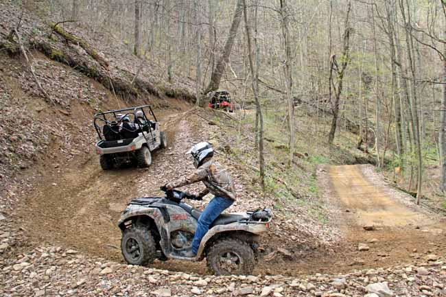 Where To Ride Hatfield Mccoy Summer Fun Dirt Wheels Magazine