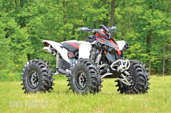 Monster Renegade Dirt Wheels Magazine