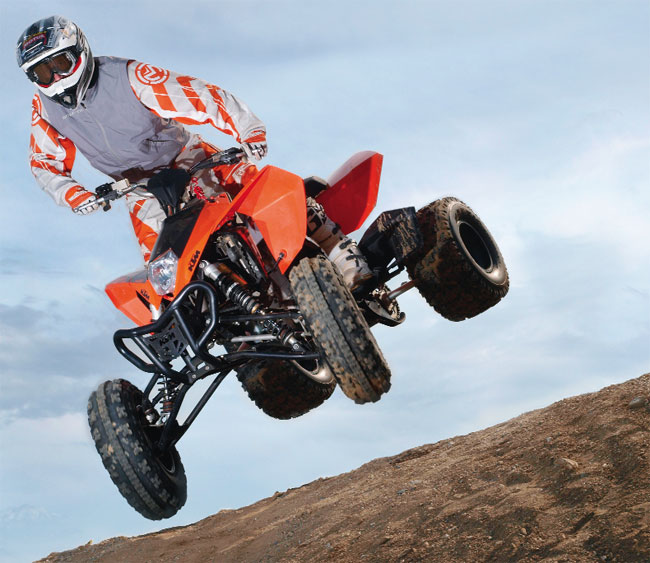 KTM 525XC | Dirt Wheels Magazine
