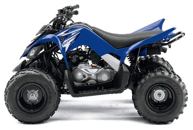 Honda 90 Atv >> 2011 YAMAHA RAPTOR 90 | Dirt Wheels Magazine