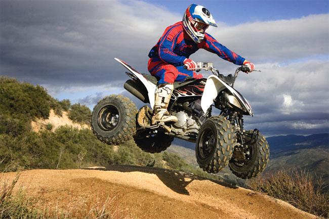 2010 Yamaha Raptor 250 | Dirt Wheels Magazine