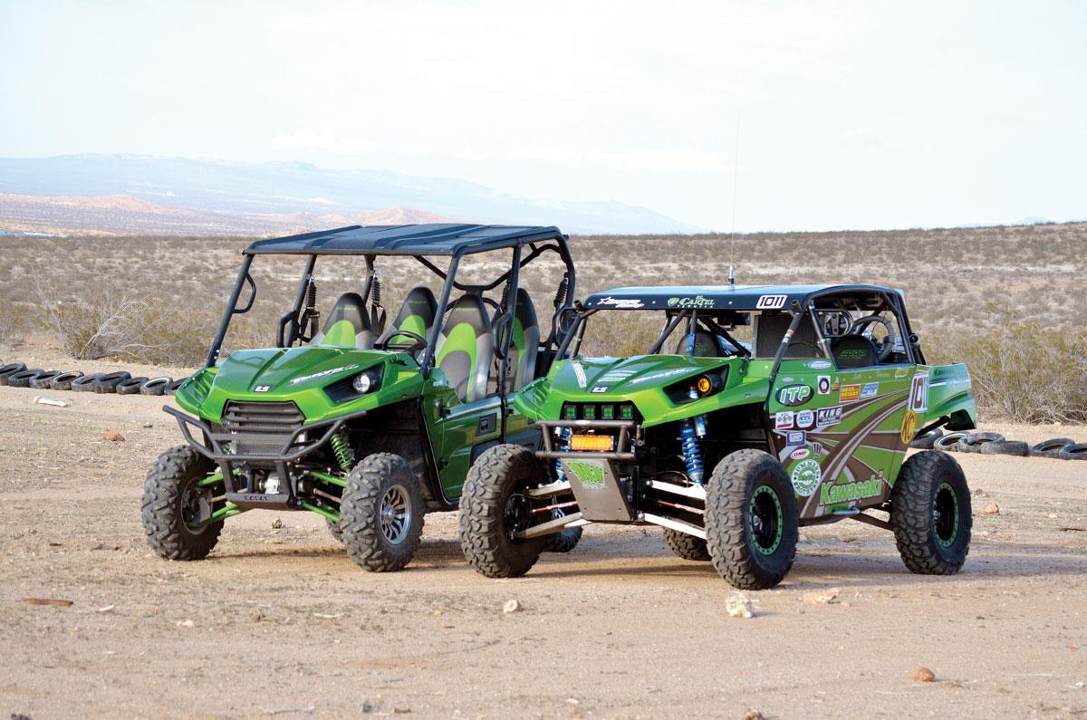 Can Am Utv >> PROJECT UTV: Kawasaki Teryx Racer | Dirt Wheels Magazine