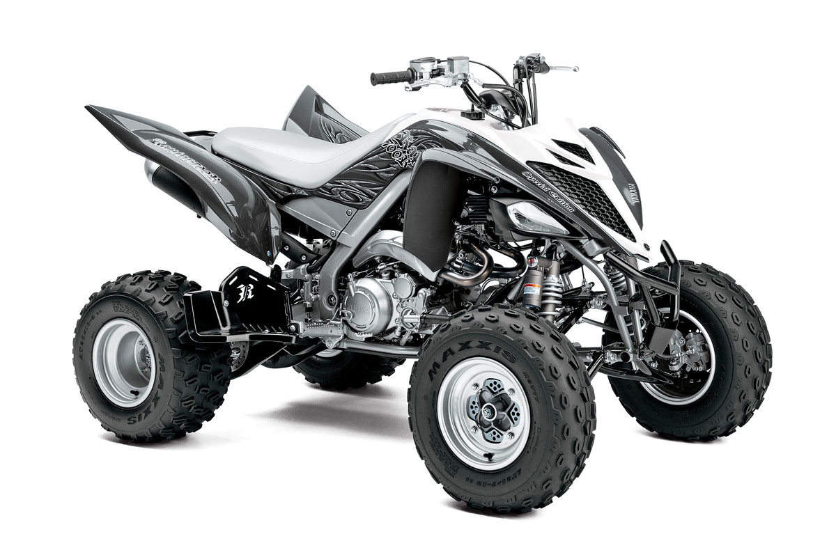 yamaha raptor  se dirt wheels magazine