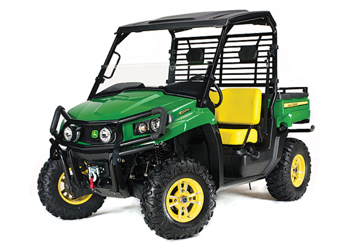 John Deere Gator >> 2012 UTV Buyer's Guide | Dirt Wheels Magazine