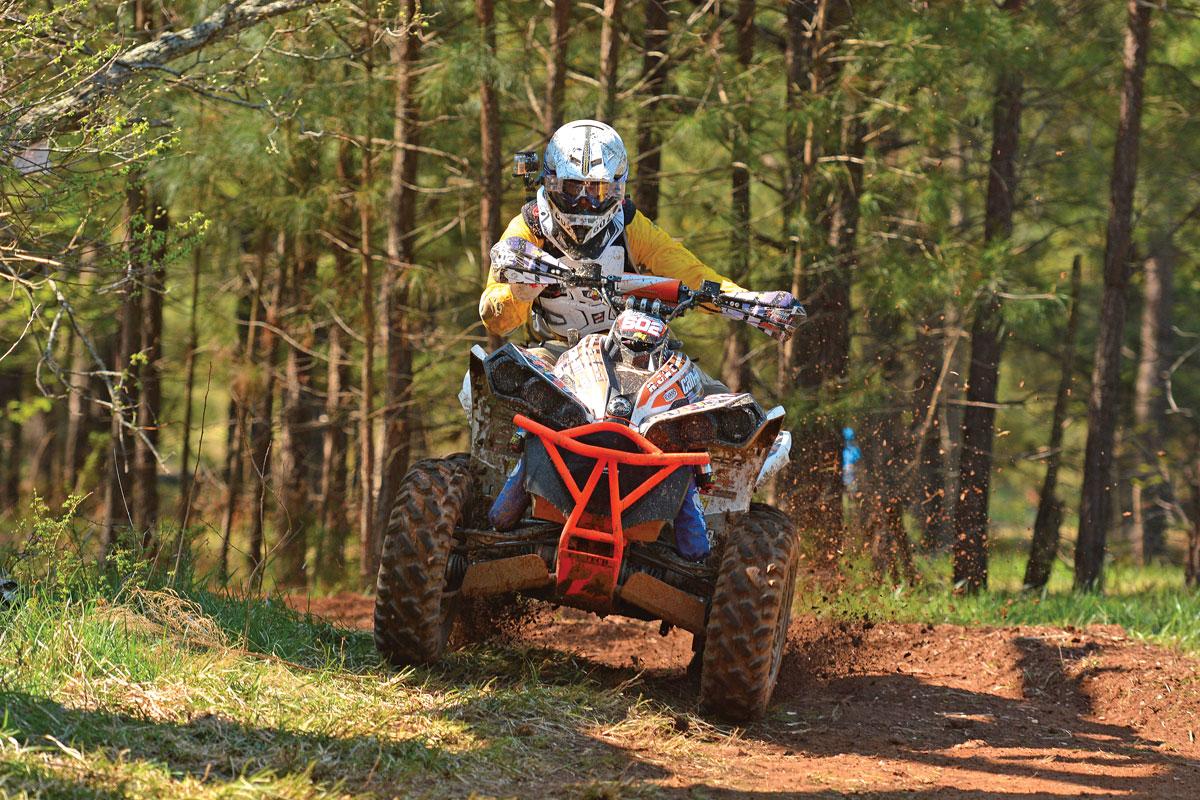 Renegade Race Fuel >> Can-Am's 4x4 Race Team   Dirt Wheels Magazine