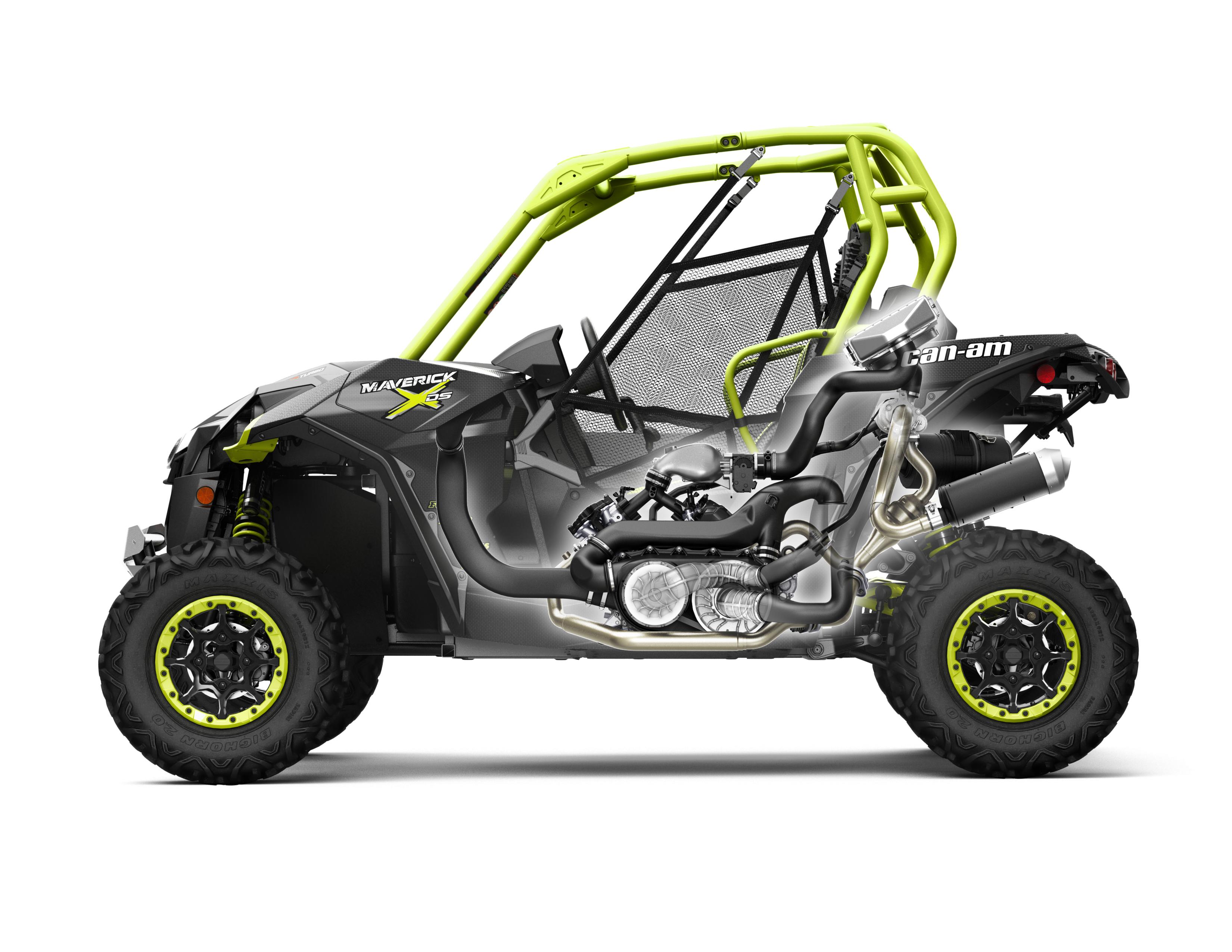 New 2015 Can Am Models Dirt Wheels Magazine