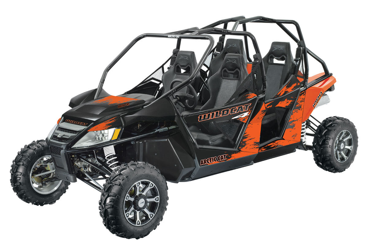 Arctic Cat Wildcat  Seater Reviews