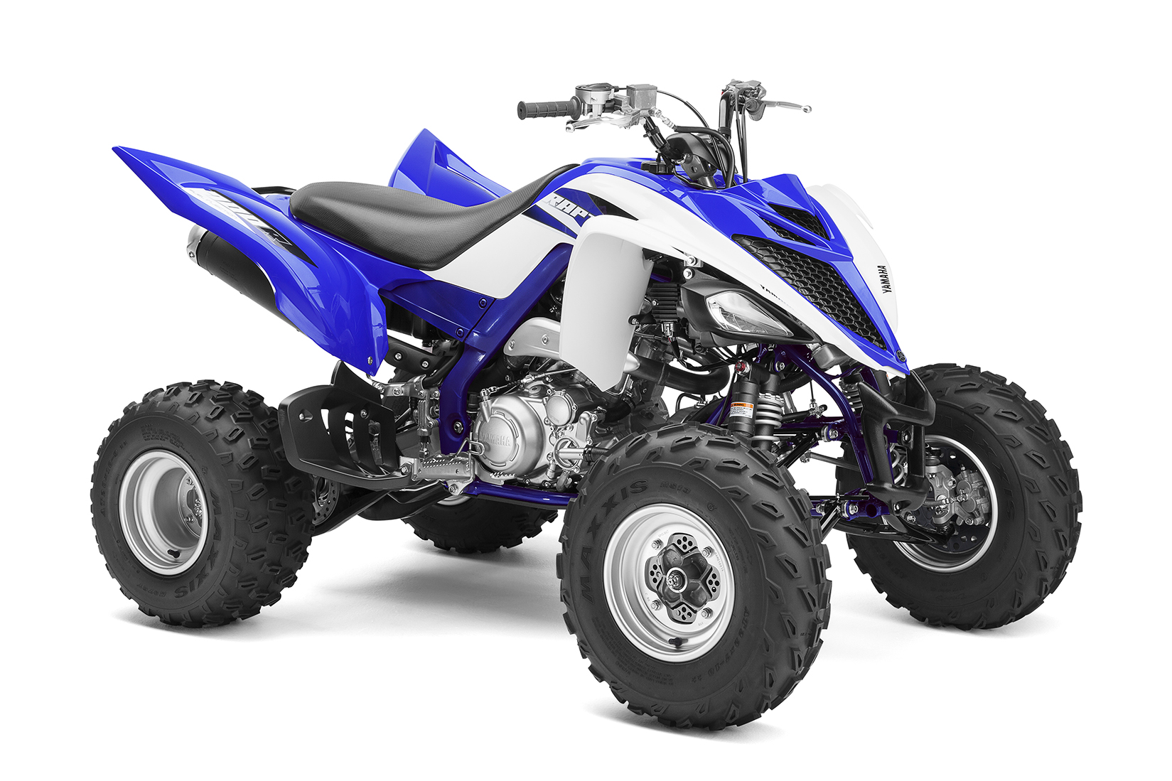 Suzuki King Quad 700 >> New 2015 700 Yamaha Raptor: Better suspension and increased power for the same price as last ...
