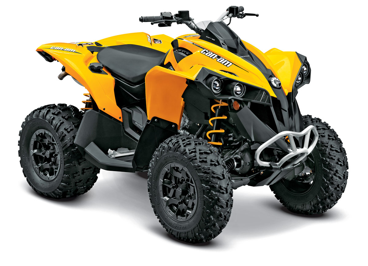 2014 4x4 Atv Buyers Guide Dirt Wheels Magazine Yamaha Kodiak 450 Winch Wiring Diagram 19 Can Am Renegade 500
