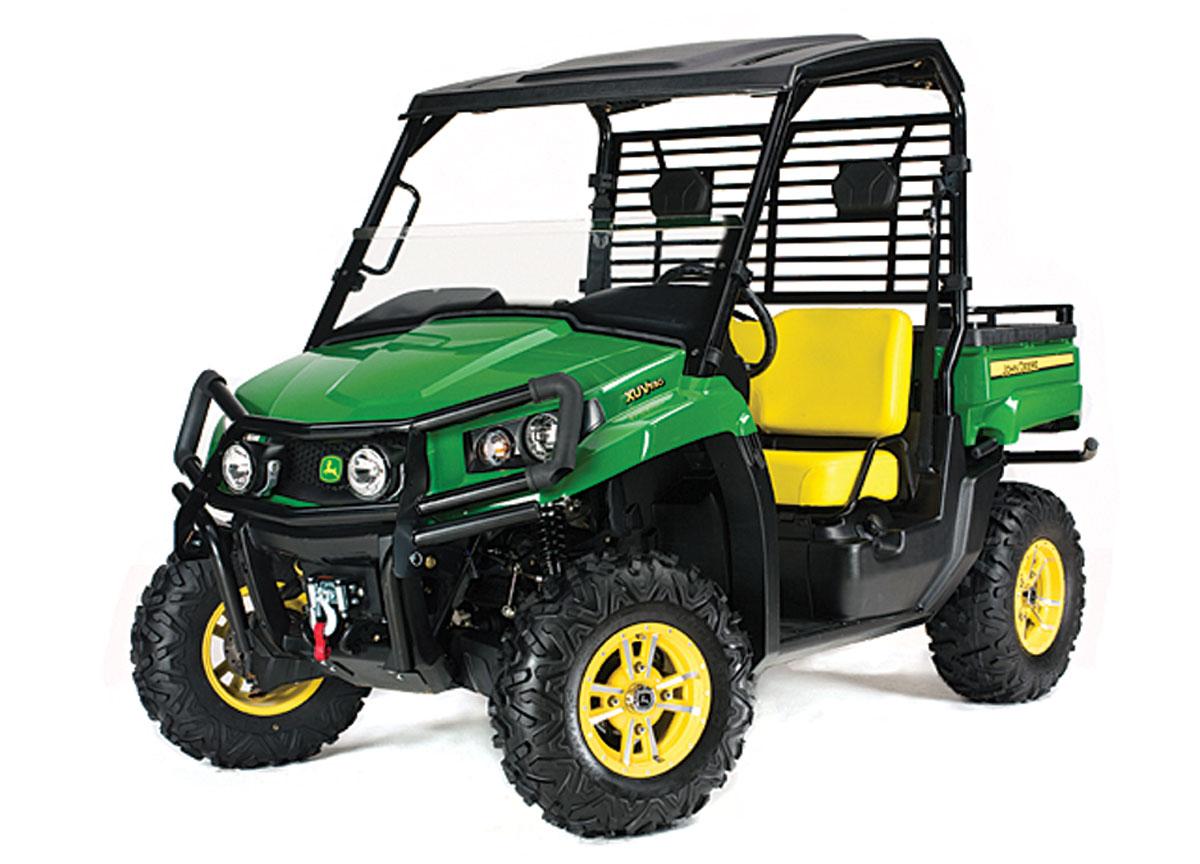 John Deere Utv >> 2014 UTV Buyer's Guide | Dirt Wheels Magazine