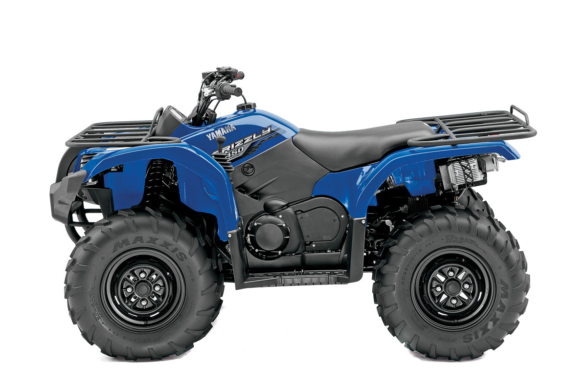 2014 4x4 atv buyer 39 s guide dirt wheels magazine for 2014 yamaha grizzly 450 value