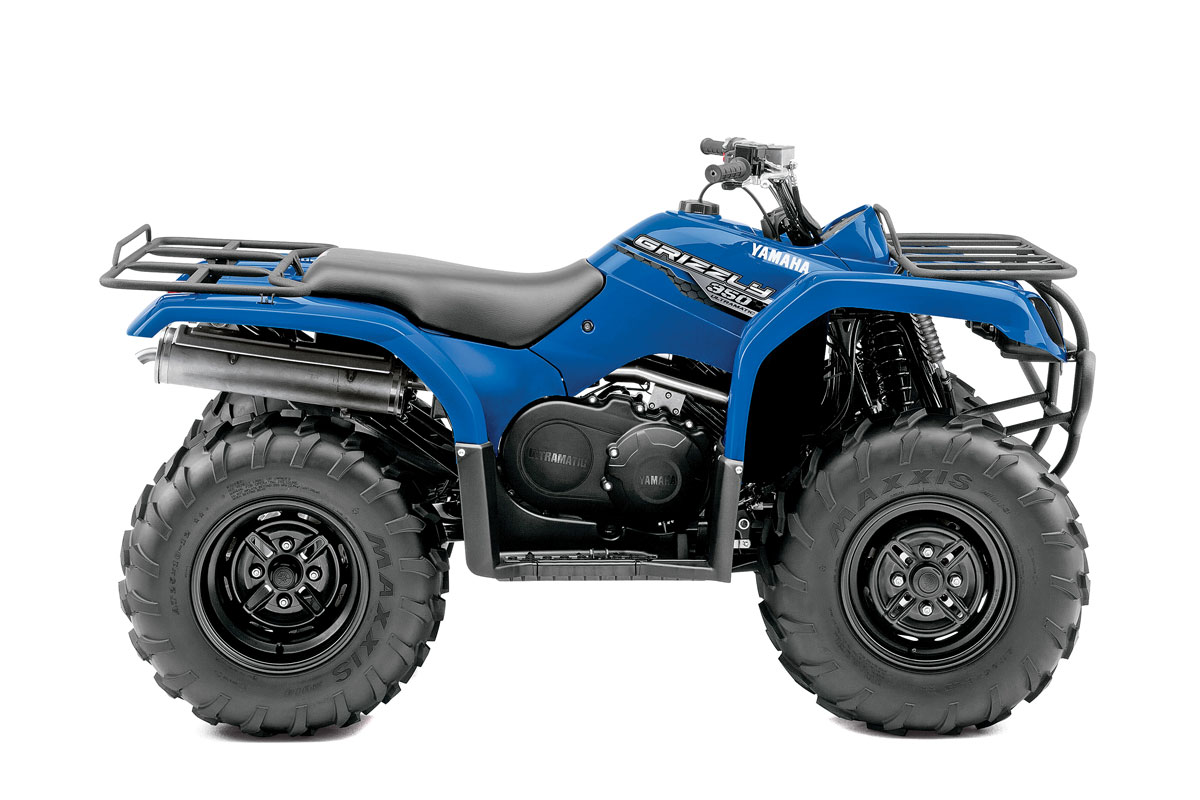 2014 4x4 atv buyer 39 s guide dirt wheels magazine for Yamaha grizzly 800