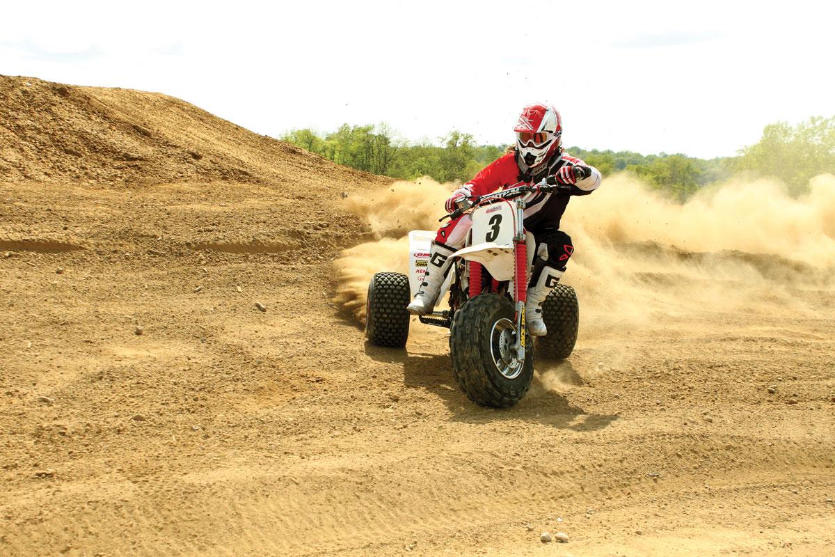 Honda Atc 350x Rebuild Dirt Wheels Magazine