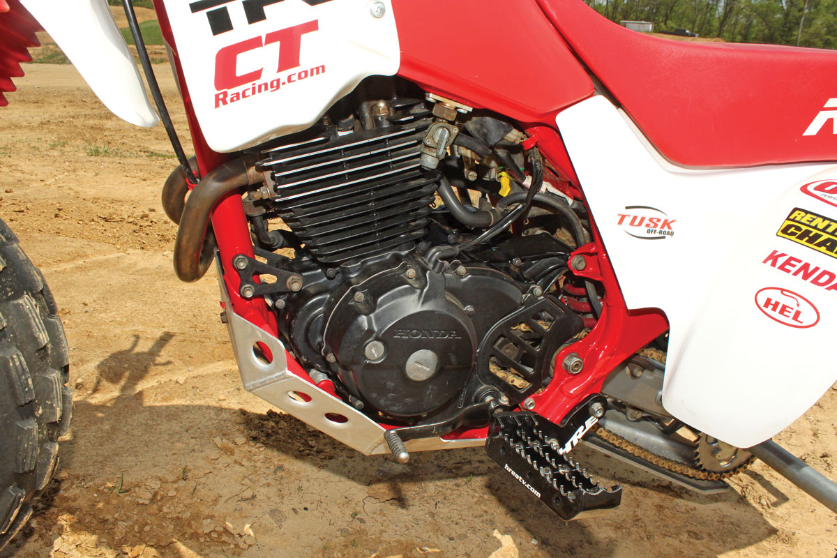 1985 1986 Honda ATC 350 X Rear Brake Pads