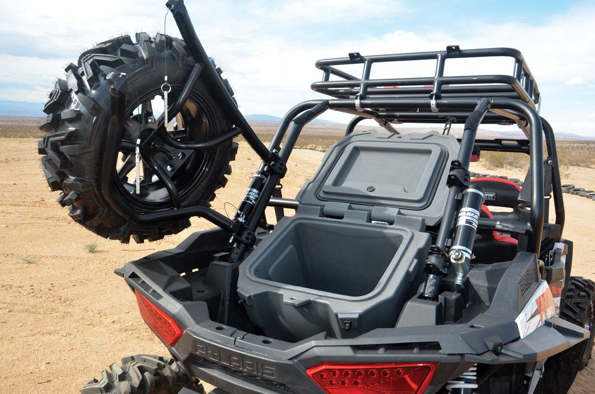 Rzr Xp 4 1000 Project Dirt Wheels Magazine