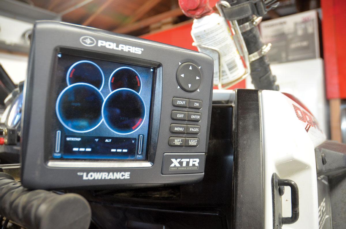 Lowrance Gps Antenna Wiring Diagram Polaris Xtr Dirt Wheels Magazine
