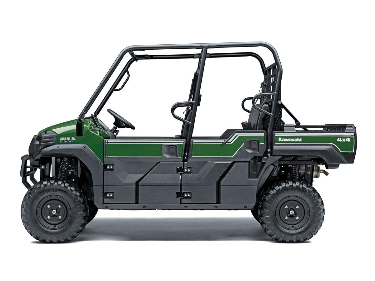 Kawasaki Mule Seat
